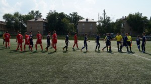 """Академия футбола"" - ""Локомотив""; 3:0; 1999 г.р."
