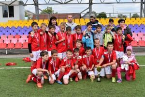 Закрытие финального турнира Первенства МОА «Черноземье» среди юношей 2005 г.р.